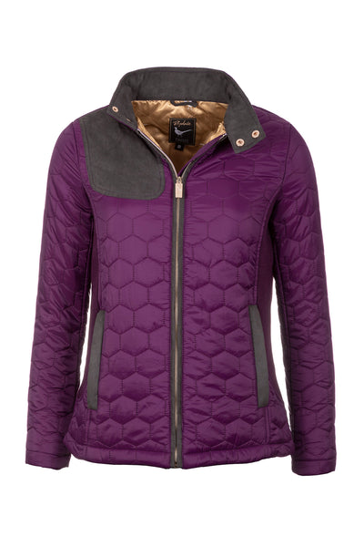 Berry - Ladies Quilted Jacket - Wrelton II