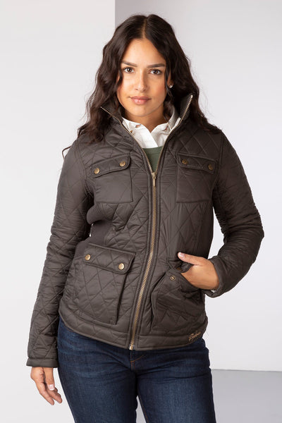 Bark - Ladies Wrelton Quilted Jacket