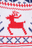 Reindeer White - Mens Christmas 2016 Sweater