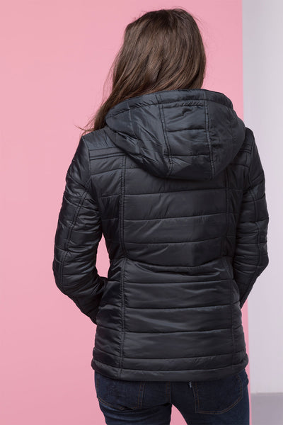 Black - Yarm II Ladies Jacket