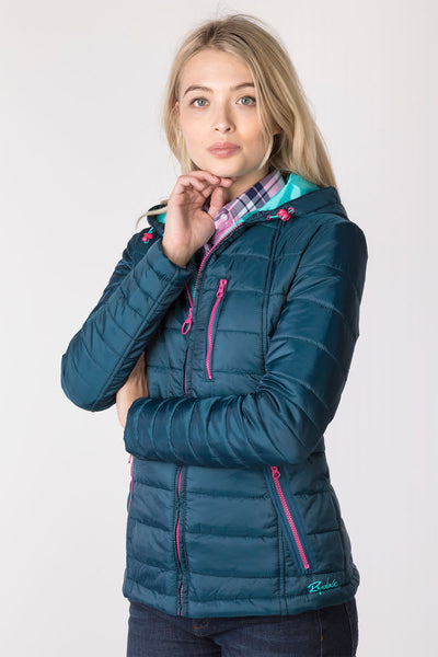 Petrol - Yarm II Ladies Jacket