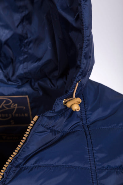 Navy - Yarm II Ladies Jacket