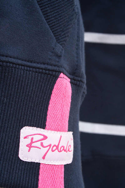 Navy / White - Rydale Womens Jumpers