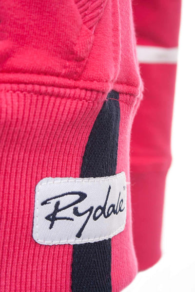 Ruby / White - Rydale Womens Jumpers