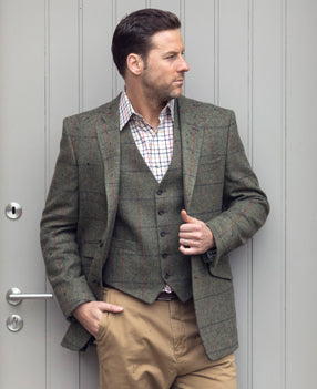 TWEED JACKETS  >
