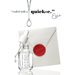 Essie - Quick-e Drying drops
