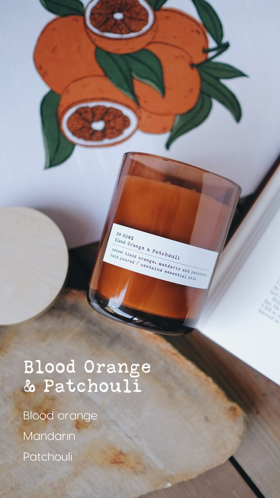 DW Blood Orange & Patchouli