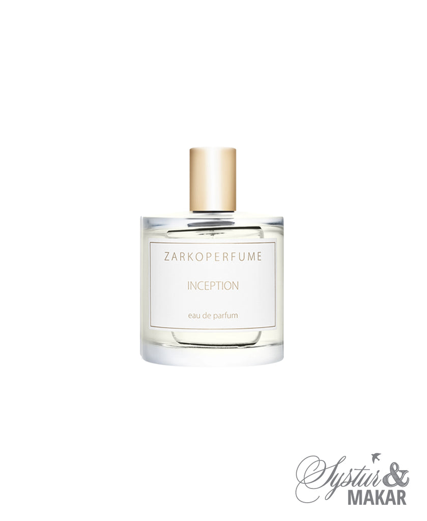 Zarko Perfume  INCEPTION - Olfactory Compostition