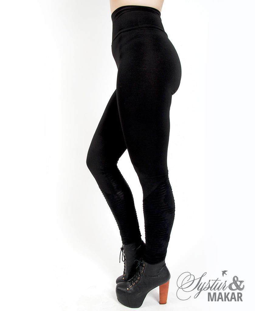Leggings mattar/riff