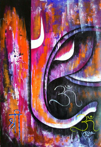 Ganesha 1 l Artiliving Online Art & Home Decor