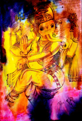 Ganesha 6 l Artiliving Online Art & Home Decor
