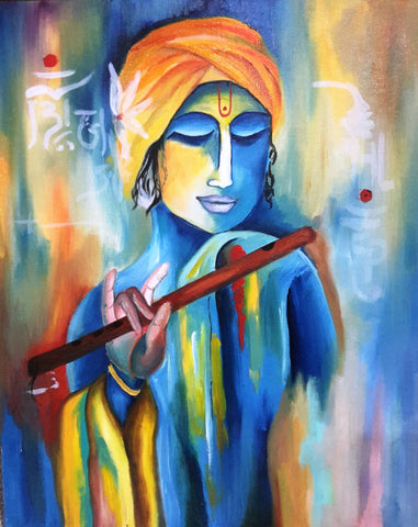 Krishna A modern day version