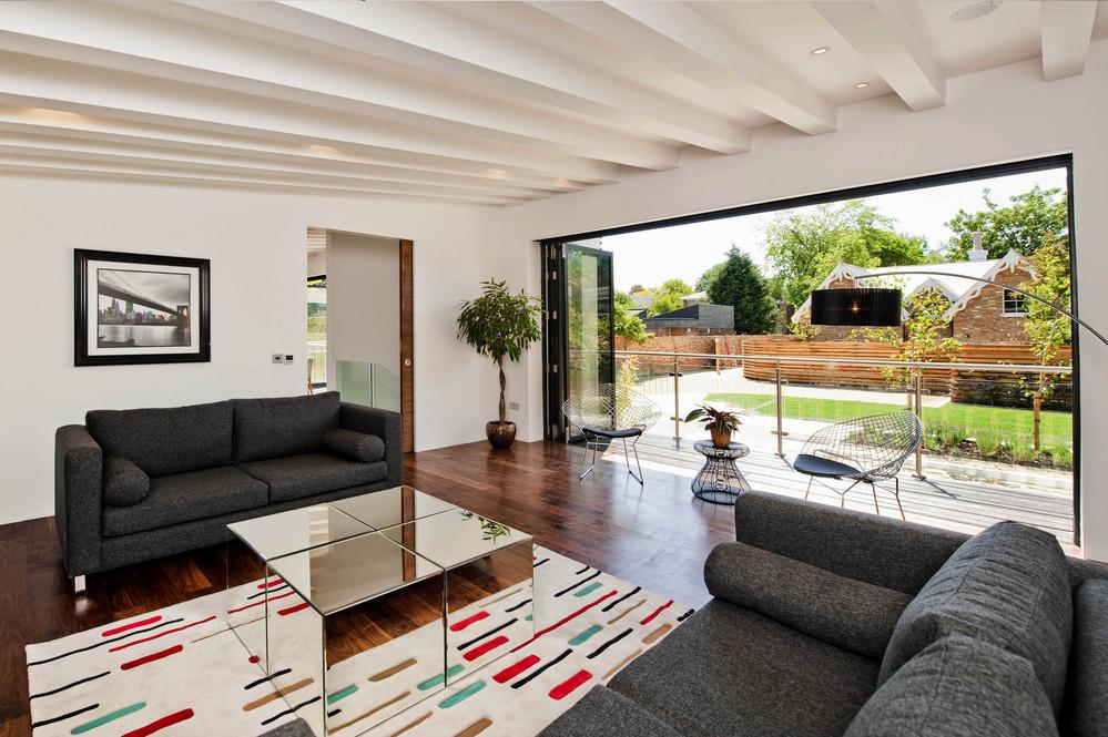 Residential: Contemporary New Build, Blackheath