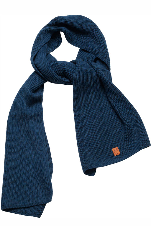 JUNIPER RIBBING Scarf 82215 dark denim