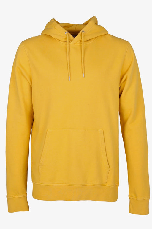 CLASSIC ORGANIC HOOD burned yellow