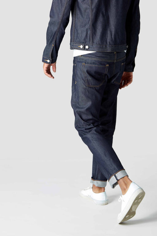 DANIEL SELVAGE Jeans dry re-gen selvage