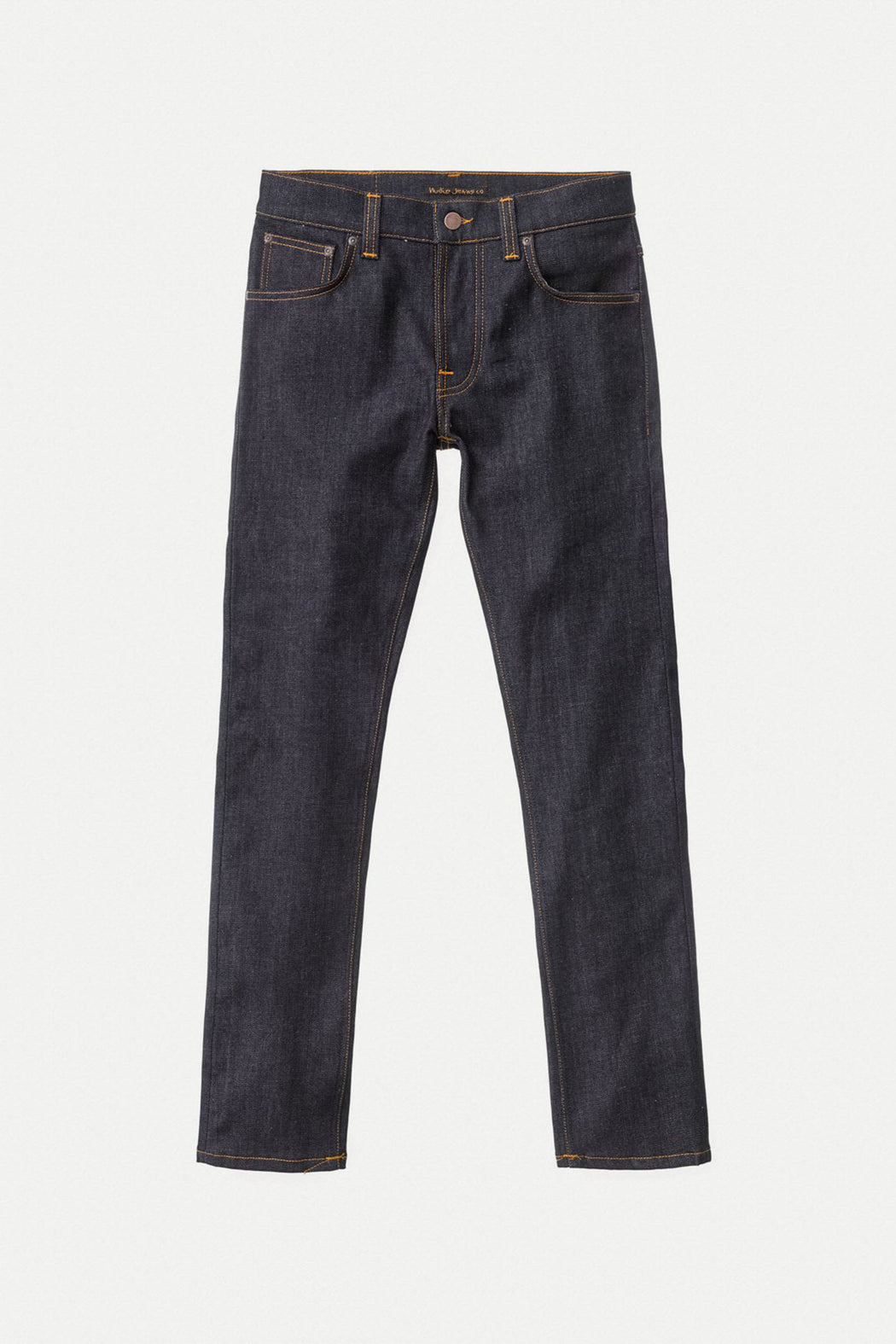 GRIM TIM Jeans dry true navy