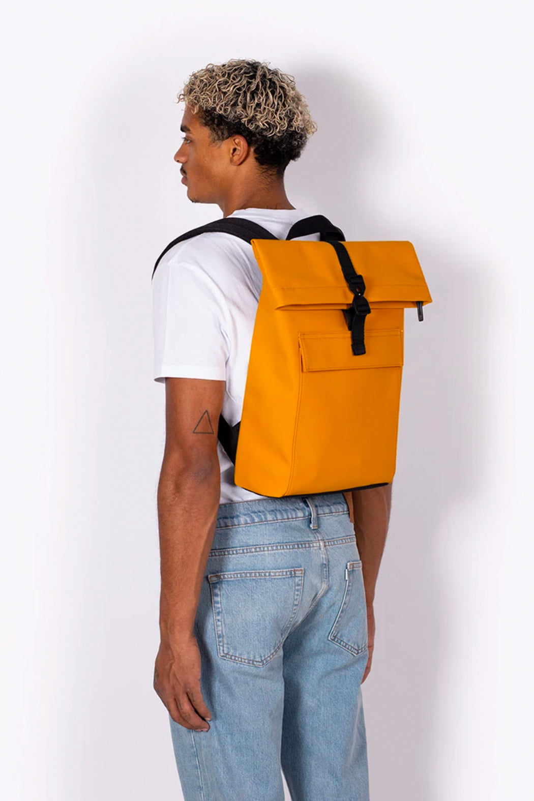JASPER MINI Backpack lotus honey mustard