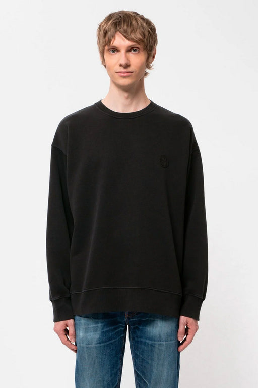 LUKAS NJCO CIRCLE Sweatshirt black
