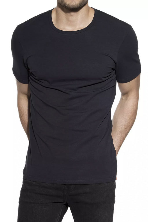 MAN CREW-NECK T-Shirt dark navy