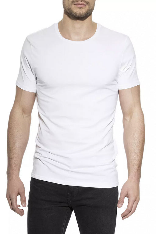 MAN CREW-NECK T-Shirt white