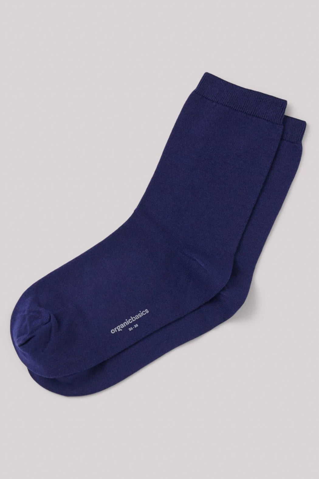 ORGANIC COTTON Socks cobalt