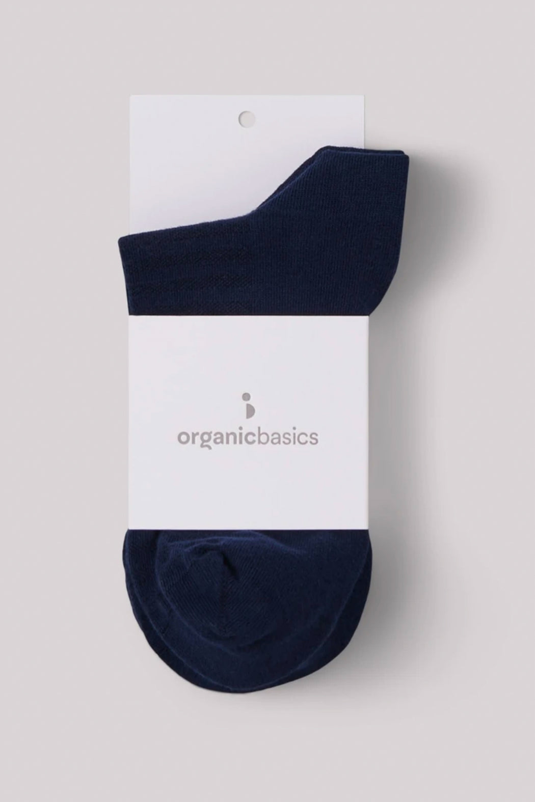 ORGANIC COTTON Socks striped 2-pack navy