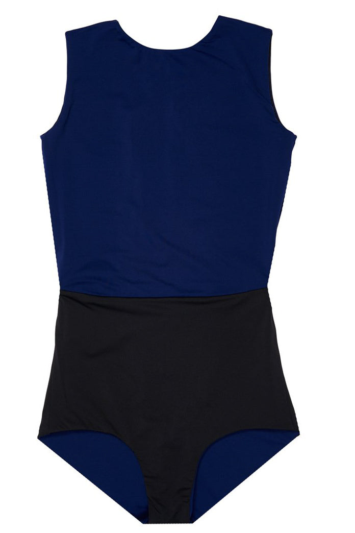 OUTFIT ONEPIECE black navy