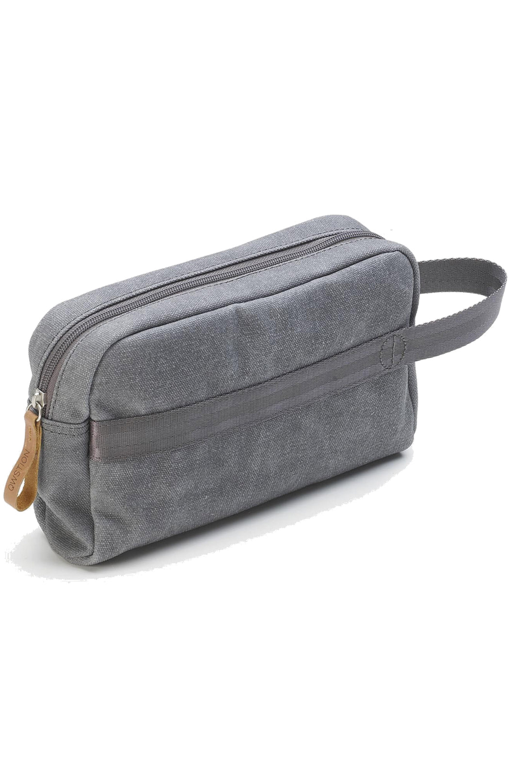 TRAVEL KIT washed grey