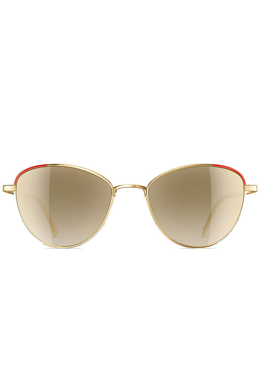SARAH T641 Sunglasses glorious gold/maritime Fb.7840