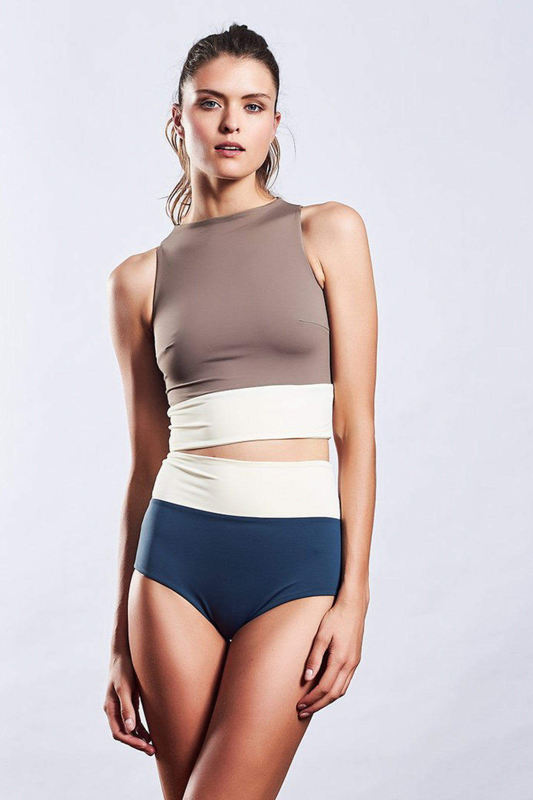 SURFSHORTS grey-sand