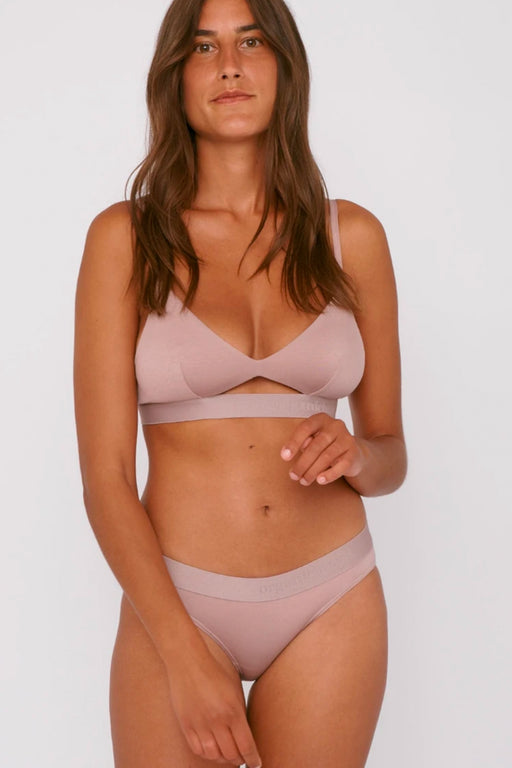 TENCEL Lite Briefs 2-pack dusty rose