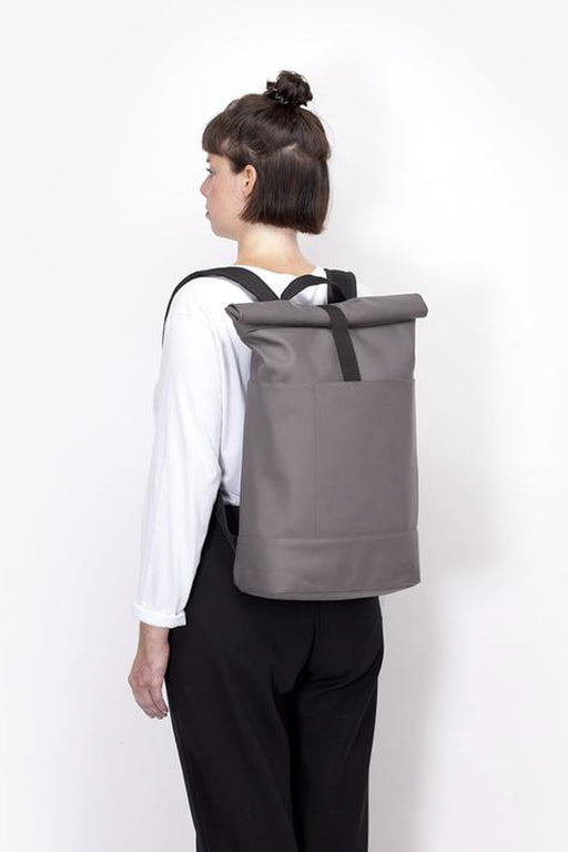 HAJO Backpack lotus dark grey