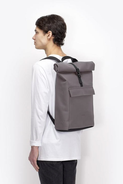 JASPER Backpack lotus dark grey
