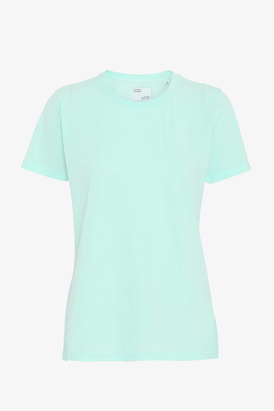 WOMAN LIGHT ORGANIC Tee light aqua