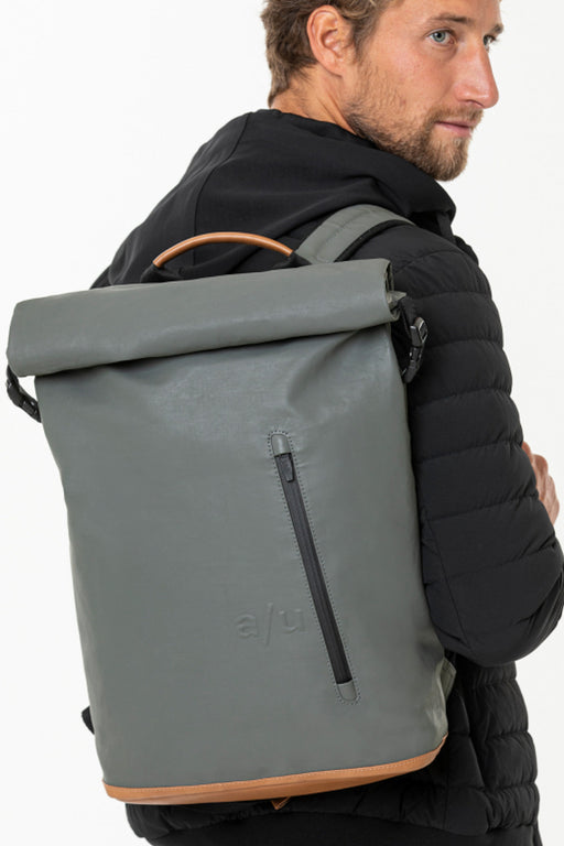 "FUKUI Backpack 15"" gravity grey"
