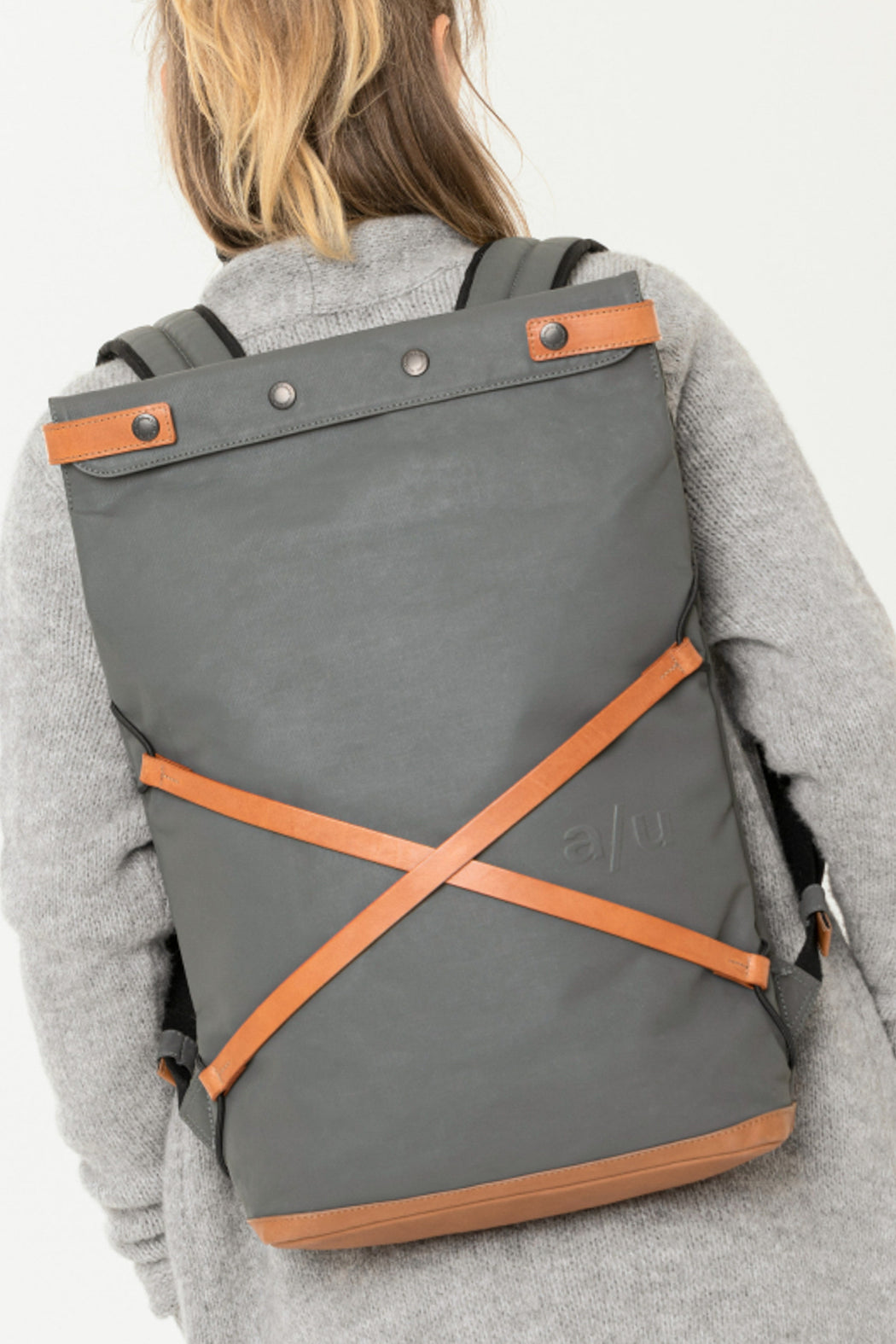 "YOKOHAMA Backpack 13"" gravity grey"