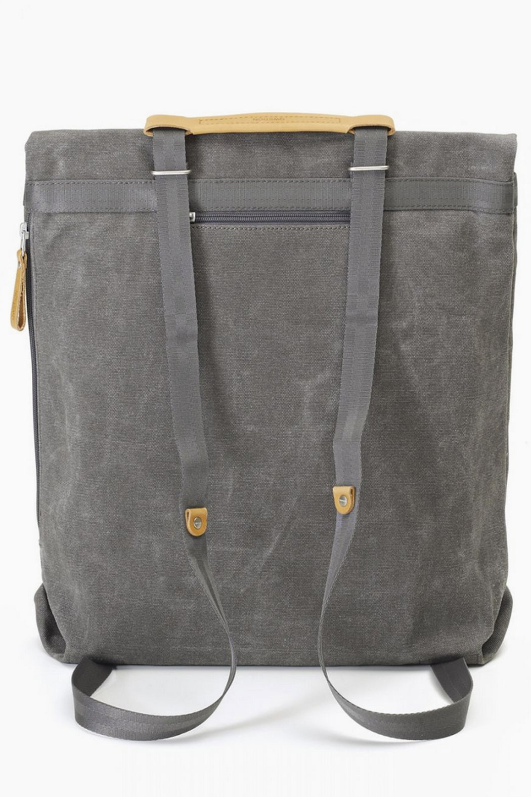 DAY TOTE organic washed grey