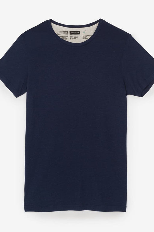 MALE T-Shirt E721 dark blue