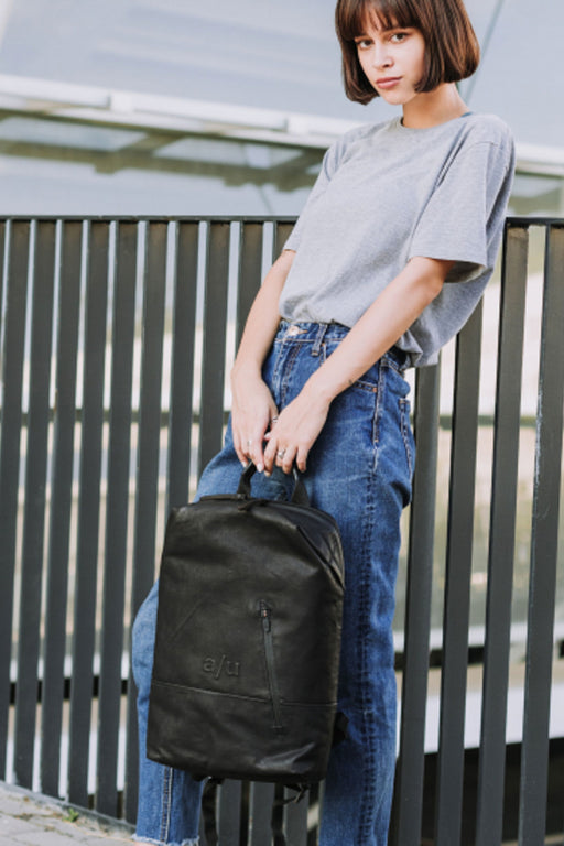 "HAMAMATSU Backpack 13"" black"