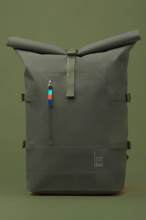 ROLLTOP Backpack algae