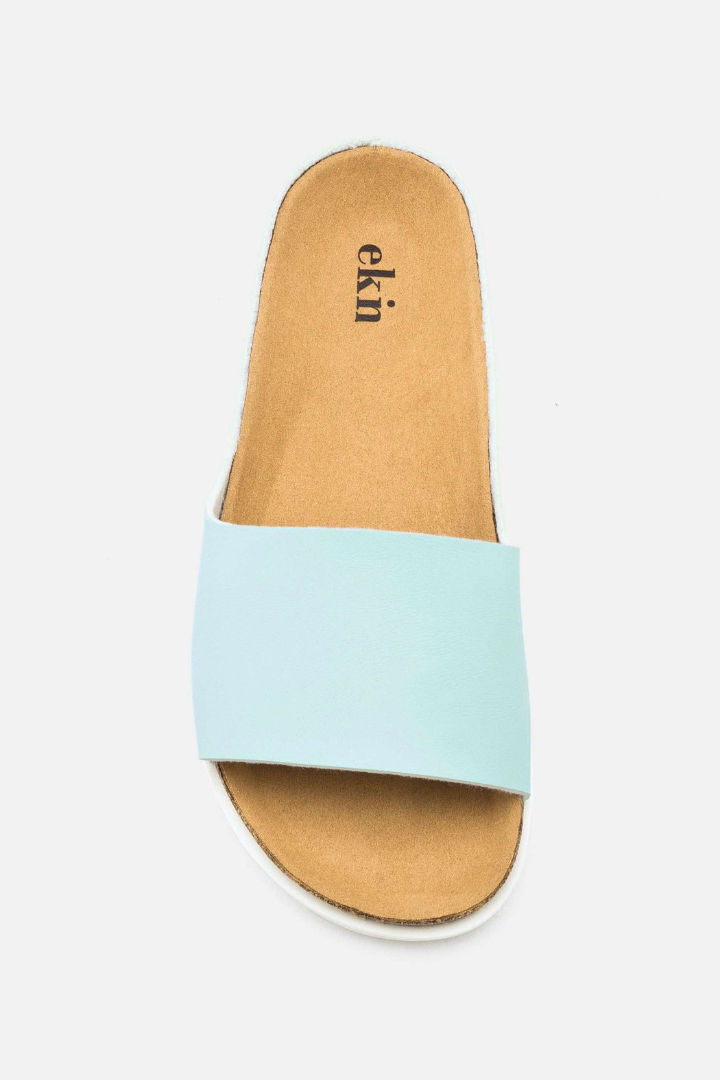 PALM SANDAL mint vegan