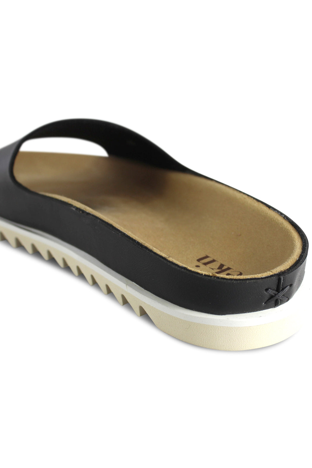 PALM SANDAL black vegan