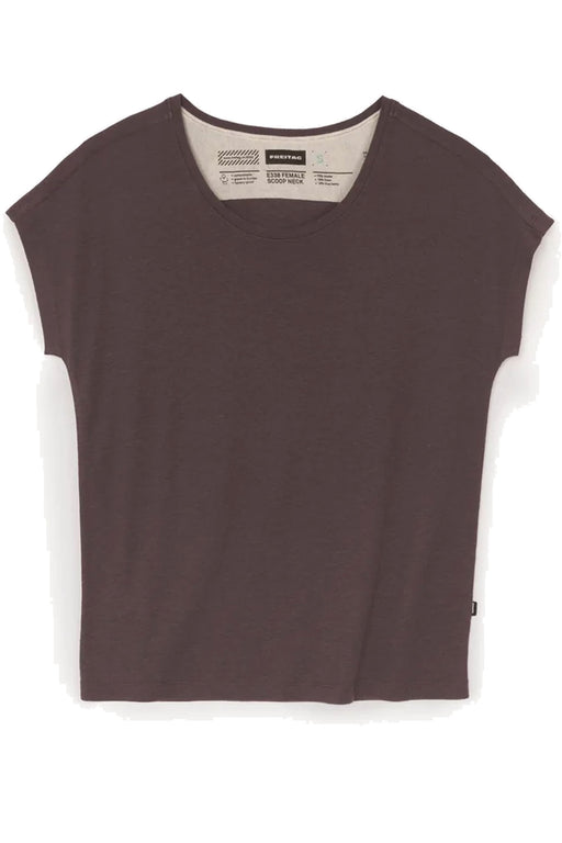FEMALE Scoop Neck shale