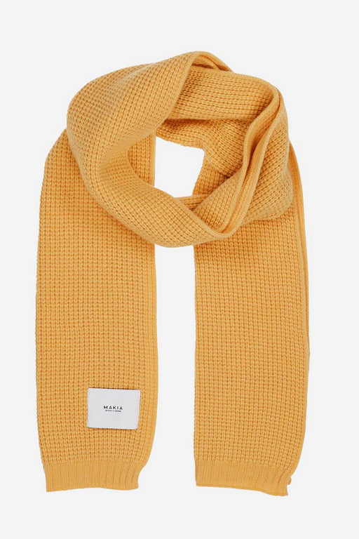 SNUG Scarf yellow
