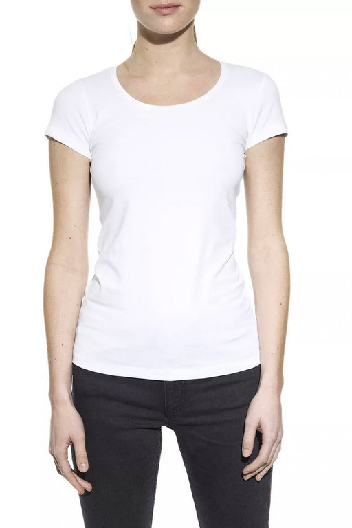 WOMEN CREW-NECK T-Shirt white