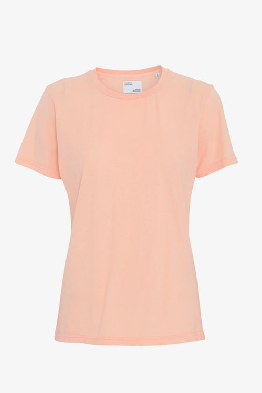 WOMAN LIGHT ORGANIC Tee paradise peach