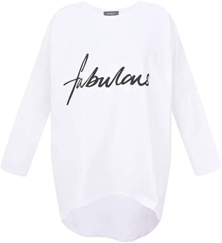 Robyn Top | White Fabulous