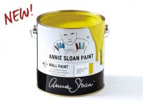 Wall Paint - English Yellow