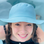 NEW The Funky Bucket by Swimlids Light Blue